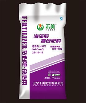 海藻酸复合肥