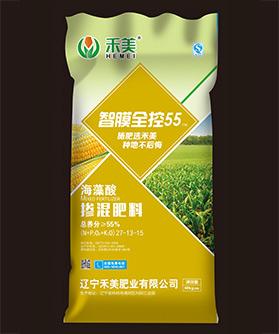 禾美海藻酸掺混肥