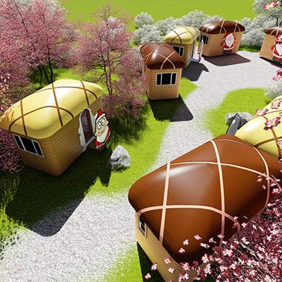 武汉原木结构房屋