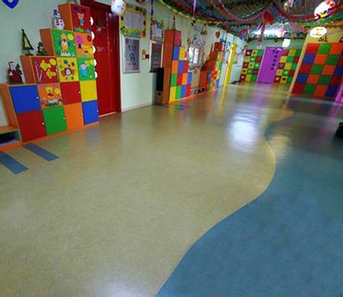 武汉幼儿园塑胶地板
