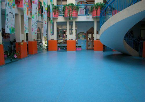武汉幼儿园pvc地板
