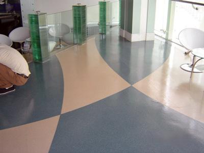 武汉幼儿园pvc地板施工