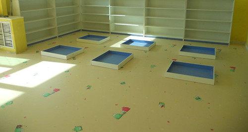 武汉pvc塑胶运动地板