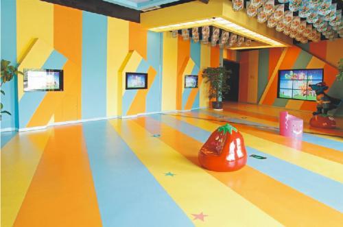 武汉塑胶pvc地板