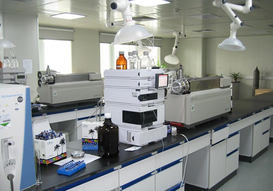 实验室整体设计