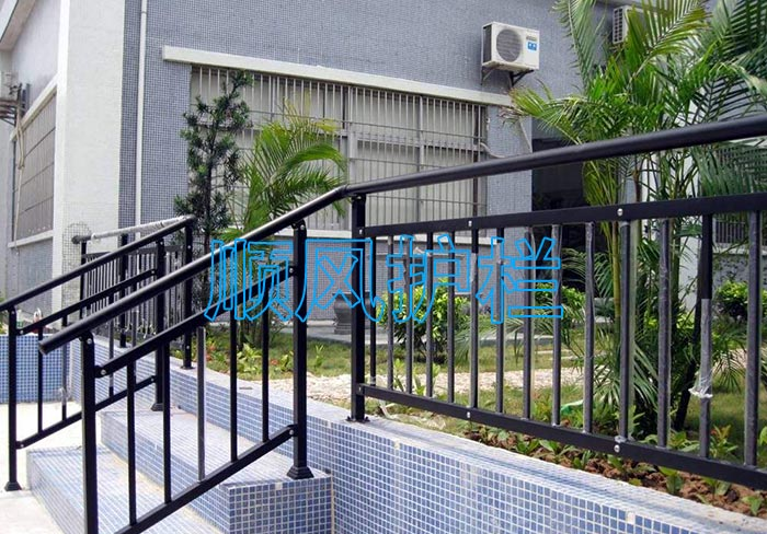 沈阳楼梯护栏