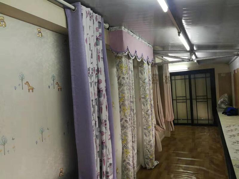 光谷窗帘布艺建材市场
