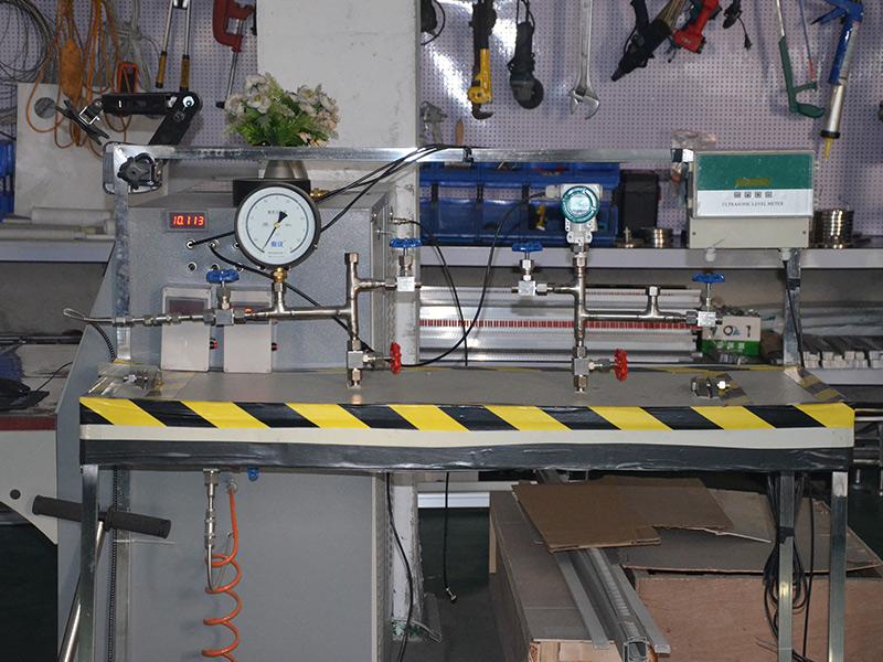仪表标定设备设计