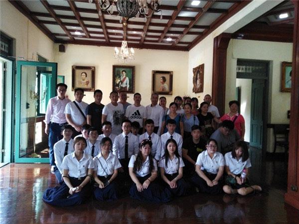 专科泰国留学
