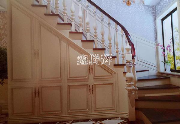 通辽实木楼梯