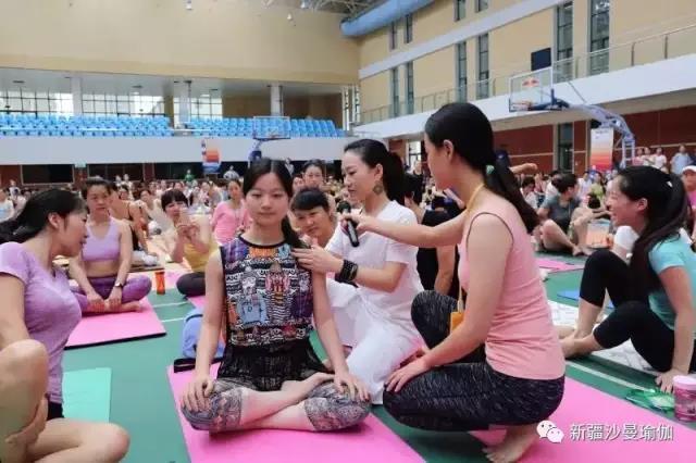 女性保养瑜伽