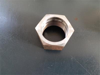 加工碳钢六角螺母