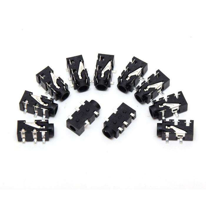 电子玩具耳机插座