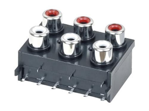 体温计AV音频视频插座