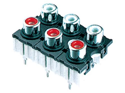 雷射笔AV音频视频插座