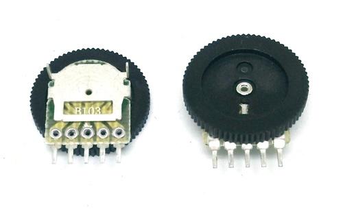 MP4电位器