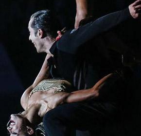 国际标准舞大师班