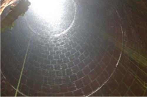 旧烟囱内壁防腐