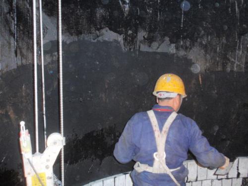 烟囱脱硫改造防腐