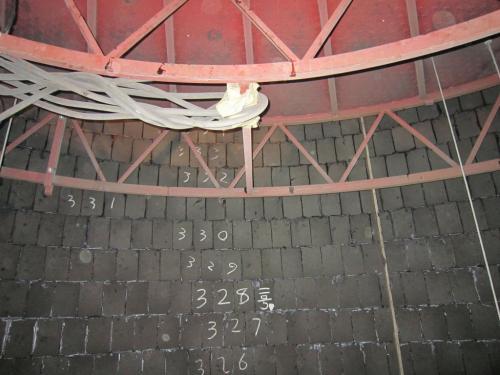 高空烟囱内外壁防腐
