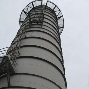 钢烟囱防腐工程