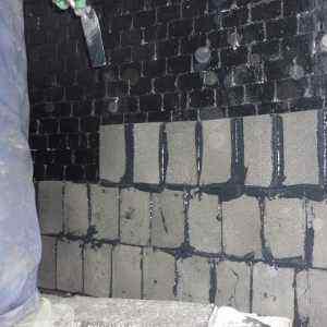锅炉烟囱内壁防腐