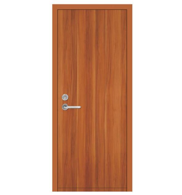 钢木质防火机房门