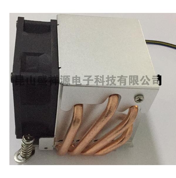 2U服务器散热器