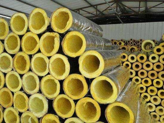 西安岩棉管
