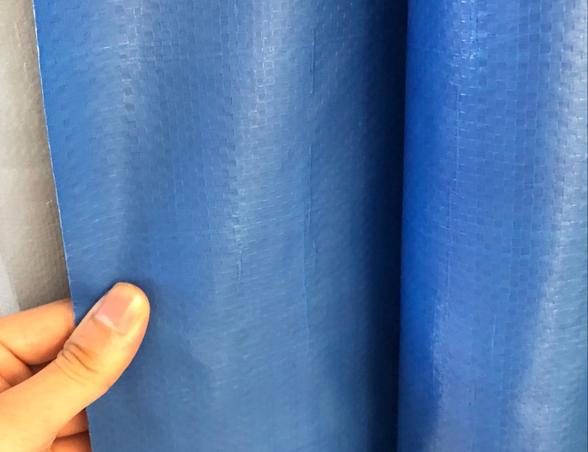 140g天蓝色阻燃布