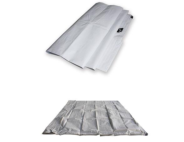 160g防雨白色篷布