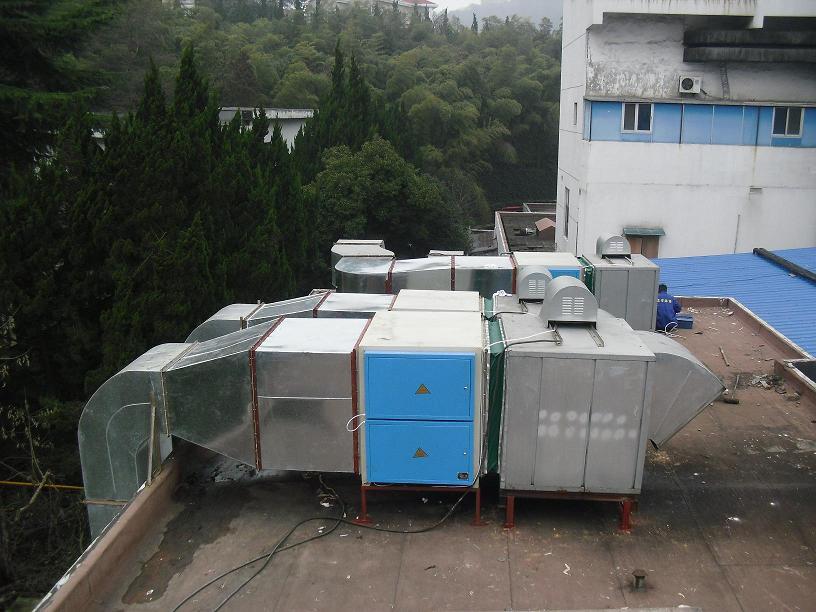 十堰除油烟净化器