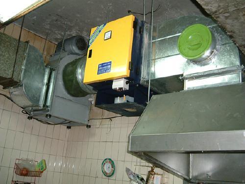 武汉油烟净化器