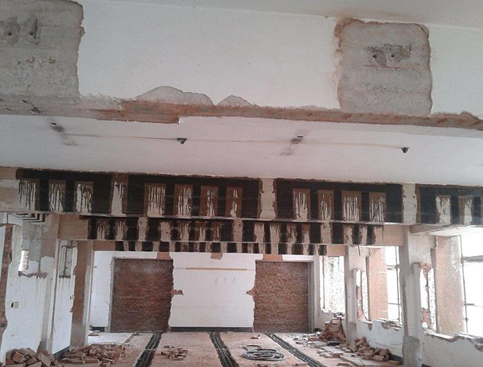 建筑加固改造与病害处理