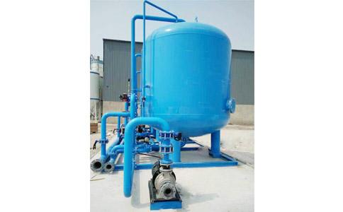 自动排污多介质过滤器