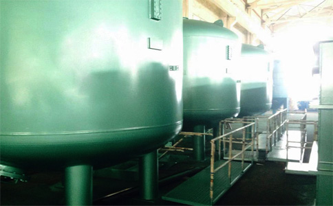 循环水处理多介质过滤器