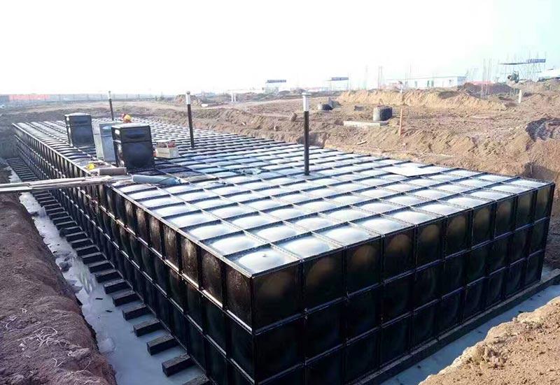 BDF水箱维修