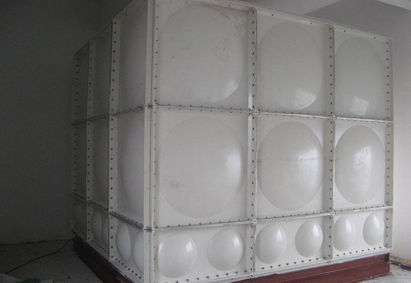 玻璃钢水箱安装