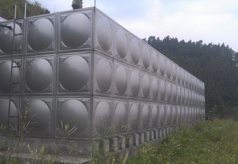 【图文】沈阳玻璃钢水箱_沈阳不锈钢消防水箱