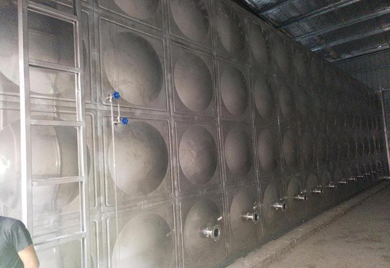 哈尔滨不锈钢水箱
