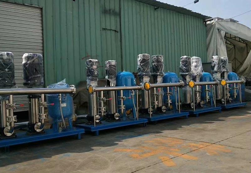 吉林恒压供水设备
