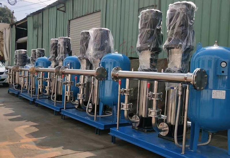 长春恒压供水设备