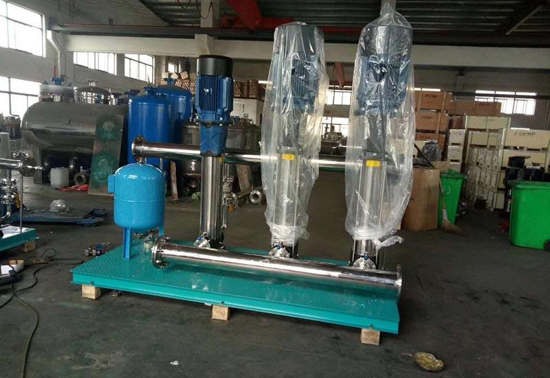无负压供水设备品牌