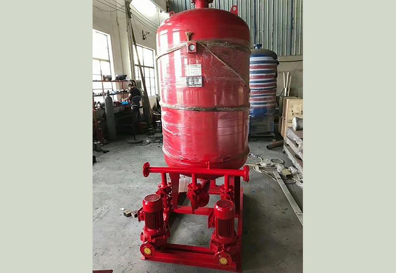 消防增压稳压设备维修