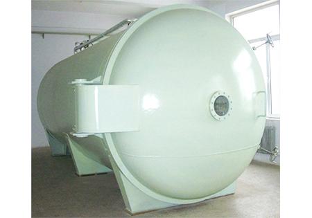 圆形真空干燥机