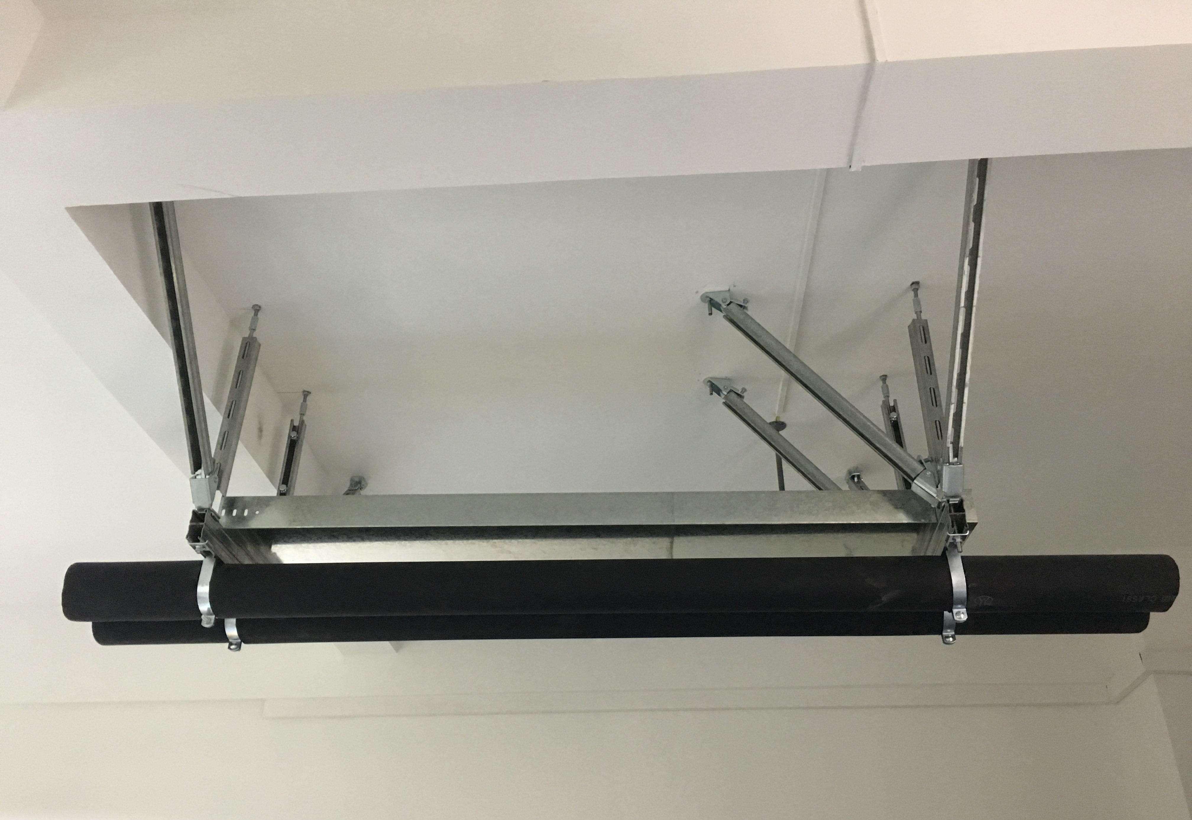 重庆抗震支吊架安装