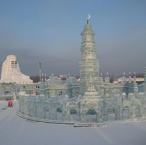 冰雕制作厂