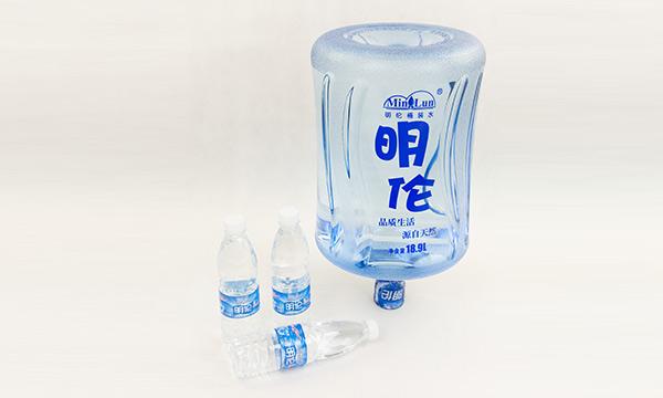 瓶装定制水