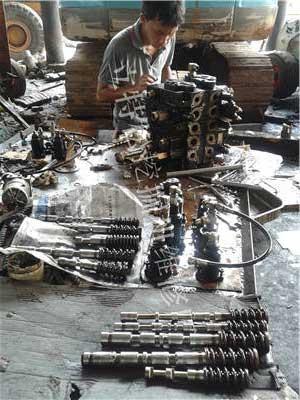 掘机维修厂家