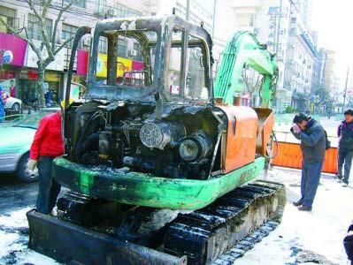 重庆挖掘机维修厂家